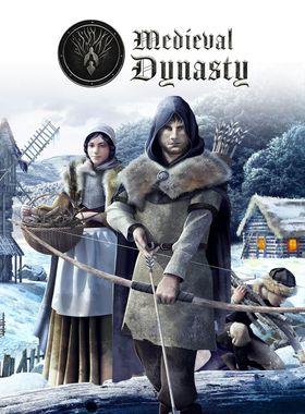 Medieval Dynasty Key Art