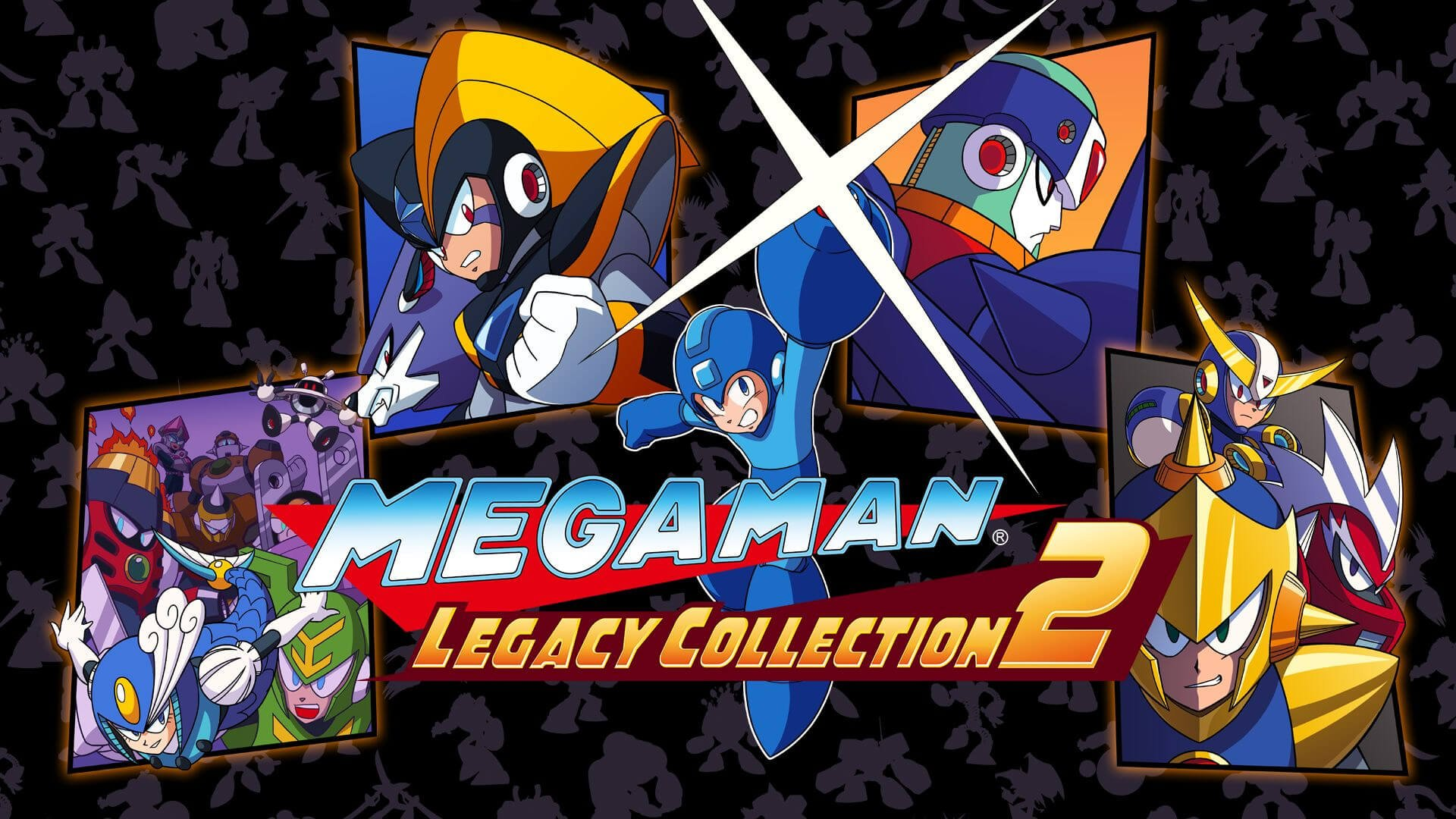 Mega Man Legacy Collection 2 Video