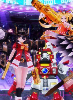 Megadimension Neptunia 7 Key Art
