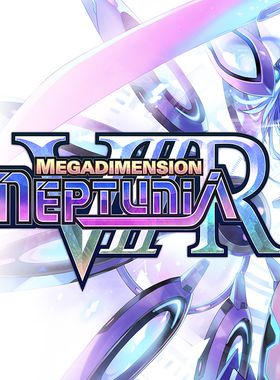 Megadimension Neptunia VIIR Key Art