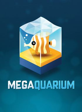 Megaquarium Key Art