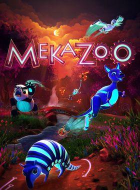 Mekazoo Key Art