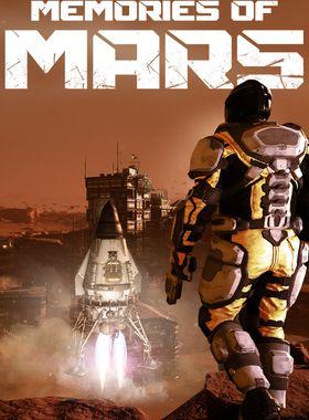 Memories of Mars Key Art