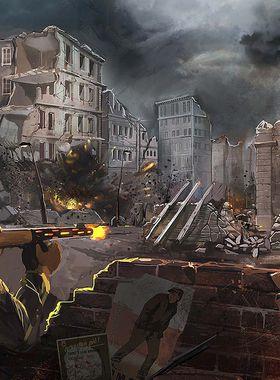 Men of War: Assault Squad 2 Key Art