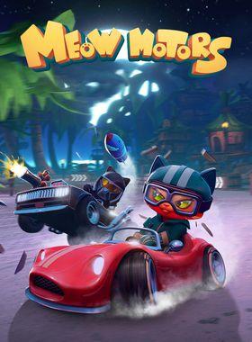 Meow Motors Key Art