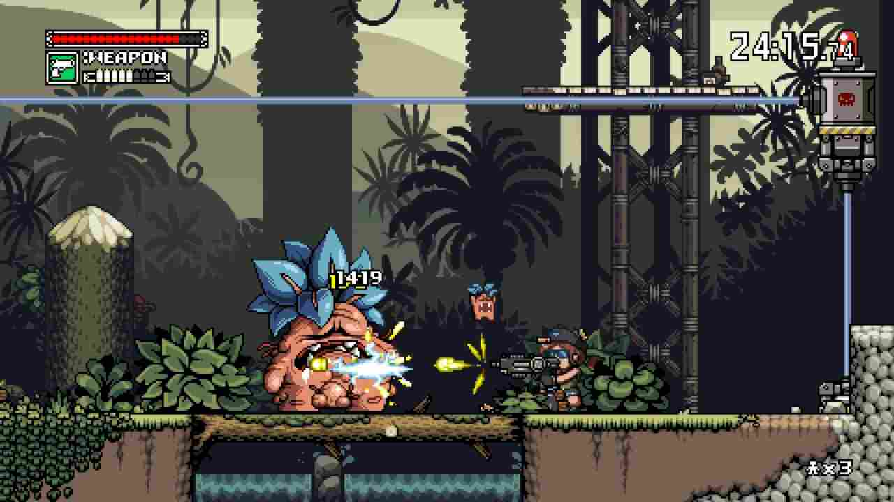 Mercenary Kings: Reloaded Edition Thumbnail