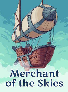 Merchant of the Skies Key Art