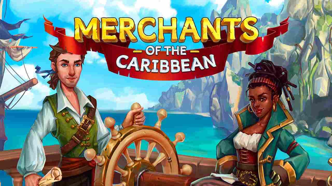 Merchants of the Caribbean Key Art
