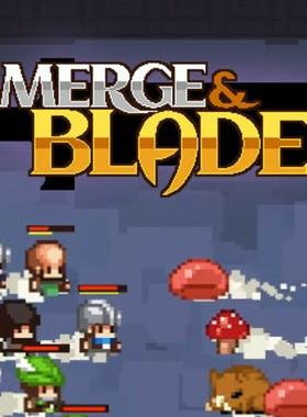 Merge & Blade Key Art