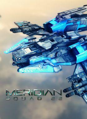 Meridian: Squad 22 Key Art