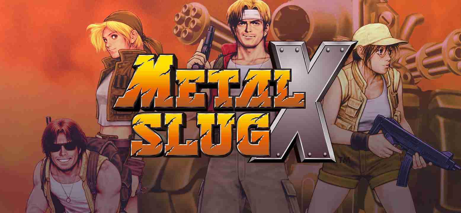 Metal Slug X Thumbnail