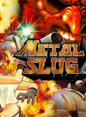 Metal Slug XX Key Art