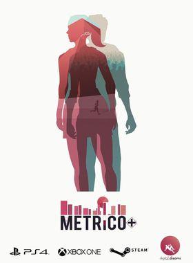 Metrico + Key Art