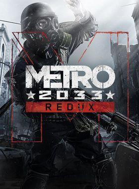 Metro 2033 Key Art