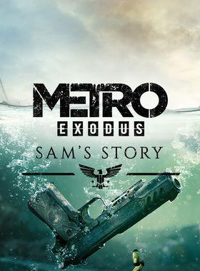 Metro Exodus - Sam's Story Key Art