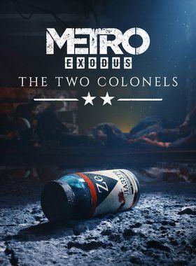 Metro Exodus: The Two Colonels Key Art