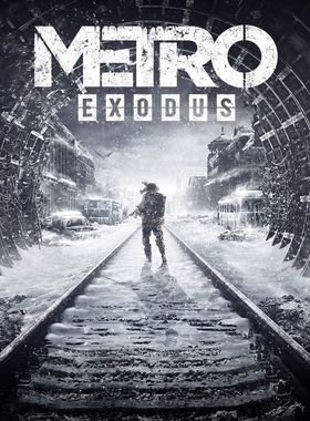 Metro: Exodus Key Art