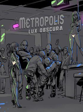 Metropolis: Lux Obscura Key Art