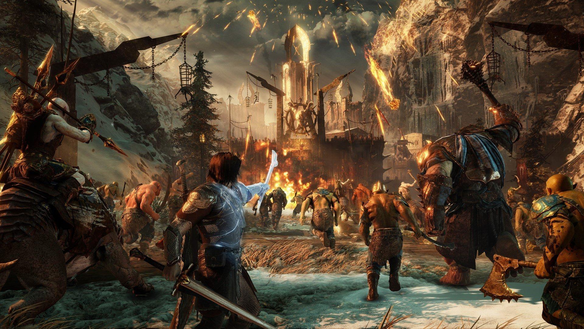 Middle-earth: Shadow of War - Desolation of Mordor