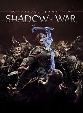 Middle-Earth: Shadow of War Key Art