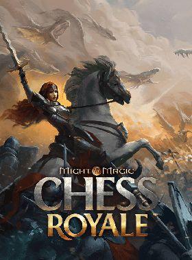 Might and Magic Chess Royale Key Art