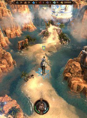 Might & Magic Heroes 7 Key Art