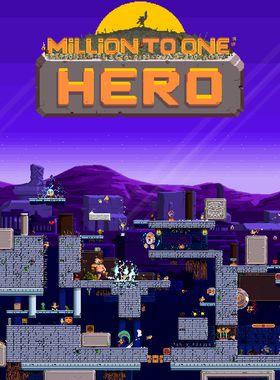 Million to One Hero Key Art