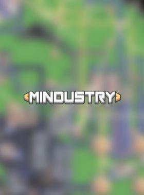 Mindustry Key Art