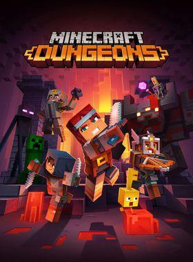 Minecraft: Dungeons Key Art