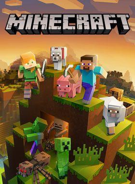 Minecraft Key Art