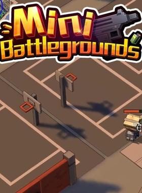 Mini Battlegrounds Key Art