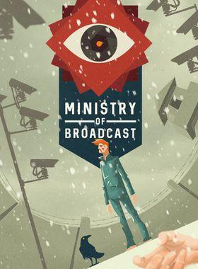 Ministry of Broadcast Key Art