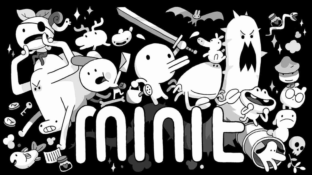 Minit Background Image