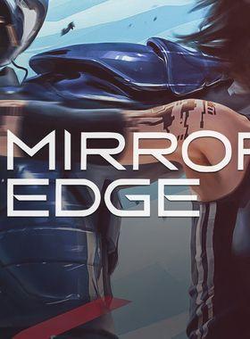 Mirror's Edge Key Art