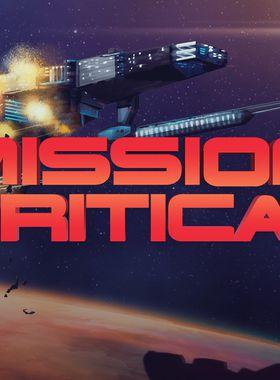 Mission Critical Key Art