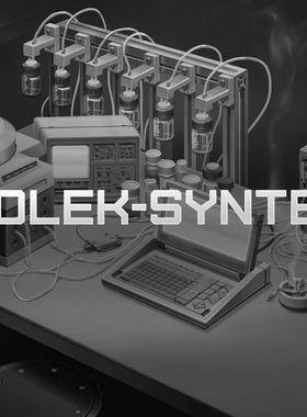 Molek-Syntez Key Art