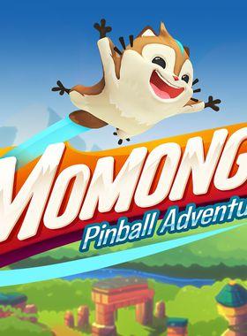 Momonga Pinball Adventures Key Art