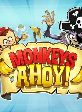 Monkeys Ahoy Key Art