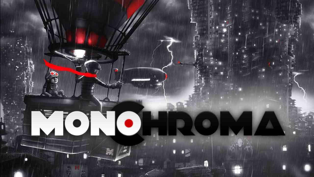 Monochroma Background Image
