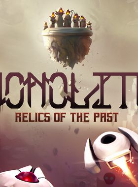 Monolith: Relics of the Past Key Art
