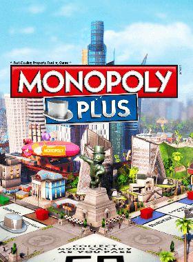 Monopoly Plus Key Art
