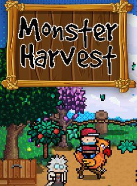 Monster Harvest Key Art