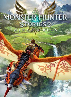 Monster Hunter Stories 2: Wings of Ruin Key Art