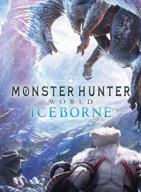 Monster Hunter: World - Iceborne Key Art