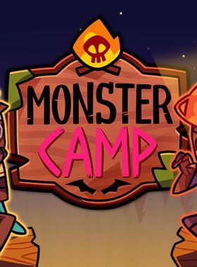 Monster Prom 2: Monster Camp Key Art