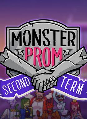 Monster Prom: Second Term Key Art