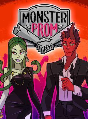 Monster Prom Key Art