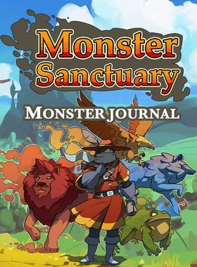 Monster Sanctuary - Monster Journal Key Art