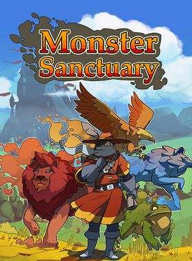 Monster Sanctuary Key Art