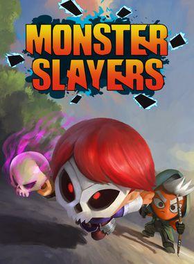 Monster Slayers Key Art